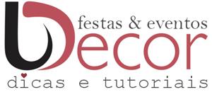 Decoração de Festa Eventos Dicas e Tutoriais